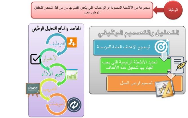 التحليل والتصميم الوظيفي ...مفاهيم