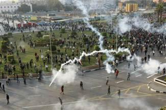 التوتر السياسي في مصر